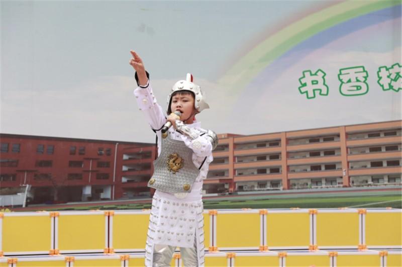我是草原小骑手舞蹈_西安经开第一学校(西安经发学校)第十二届文化艺术节开幕